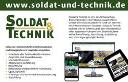 Zugangspässe Soldat & Technik