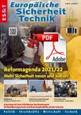 Europäische Sicherheit & Technik 06/2021 - PDF