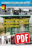 Liegenschaftsüberwachung, Zugangskontrolle, Detektion von Gefahr - PDF