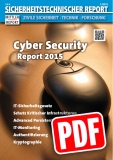 Cyber Security - Report 2015 - PDF