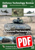 Advanced Technologies for German Land Forces 2015 - PDF