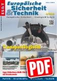 Europäsche Sicherheit & Technik 04/2016 - PDF
