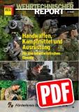 Handwaffen, Kampfmittel und Ausrüstung für den infanteristischen Einsatz - PDF