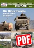 Die Dingo-Familie - Lebensretter im Einsatz - PDF