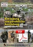 Bekleidung und persönliche Ausrüstung 2017 - Sachstand und internationale Trends - PDF