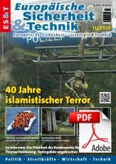 Europäische Sicherheit & Technik 11/2019 - PDF
