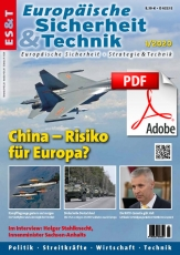 Europäische Sicherheit & Technik 01/2020 - PDF