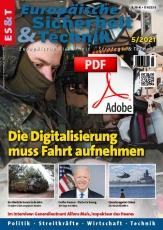 Europäische Sicherheit & Technik 05/2021 - PDF