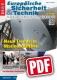 Europäische Sicherheit & Technik 01/2014 - PDF